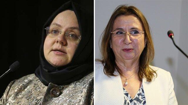 Yeni kabinede 2 kadın bakan yer aldı