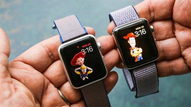 Apple Watch 4 büyük bir ekrana sahip olacak