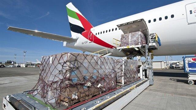 Havacılıkta rekor: Hava yükünün 26 milyon tonu Türkiye'den taşındı
