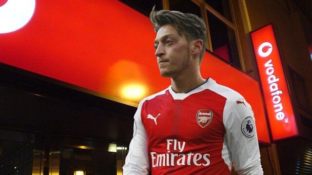 Tepki çeken Mesut Özil kararı
