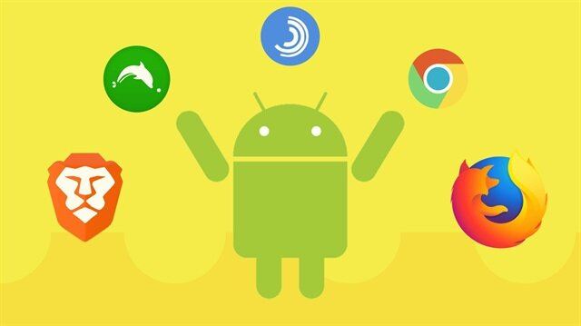 Rehber: Android telefonlar için en iyi web tarayıcısı hangisi?