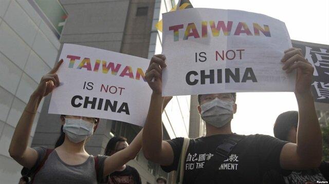 Tayvan'ın ismini silen şirketlere yaptırım uygulanacak