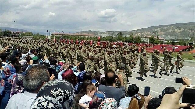 Erzincan'da askerlik yapacaklar buraya!