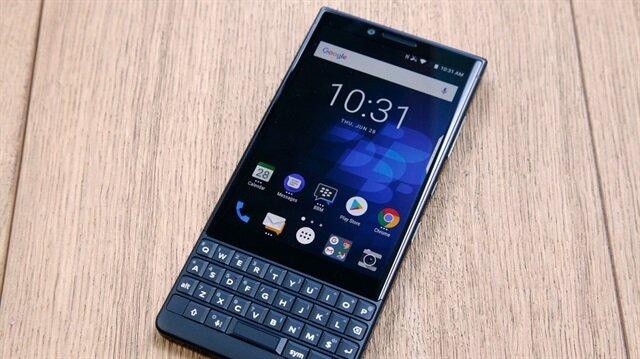 BlackBerry KEY2'nin 'ucuz' versiyonunun özellikleri ortaya çıktı!