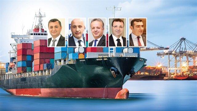 İhracat  seferberliği: 5 lider sektörden tam destek
