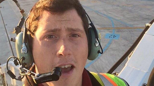 ABD'de uçak kaçırma olayının ses kayıtları ortaya çıktı