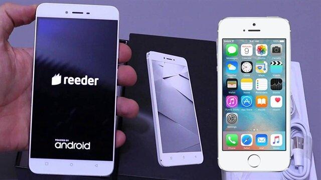 Türk markası Reeder'dan boykot hamlesi: 'iPhone'unuzu değiştirelim!'
