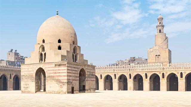 Sâmarrâ Camii'nin Kahire'deki kardeşi