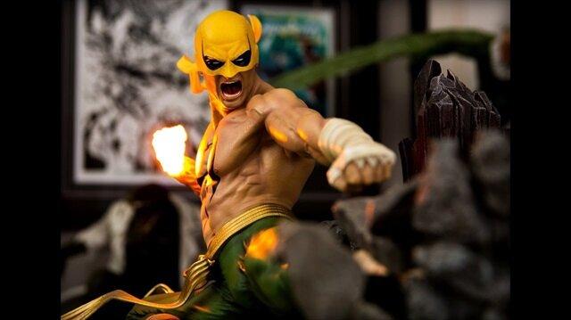 Iron Fist'ün ikinci sezonundan yeni fragman yayınlandı
