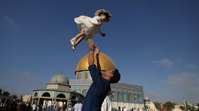 İslam dünyasından bayram manzaraları