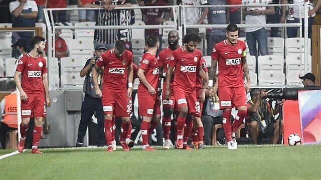 Vodafone Park'ta olay yaratan gol!