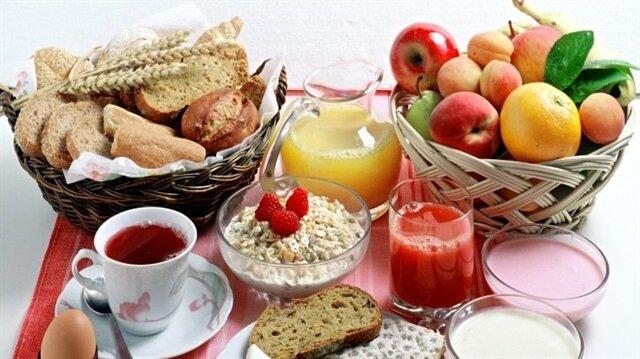 Sağlıklı bir kahvaltıda olması gereken 8 besin