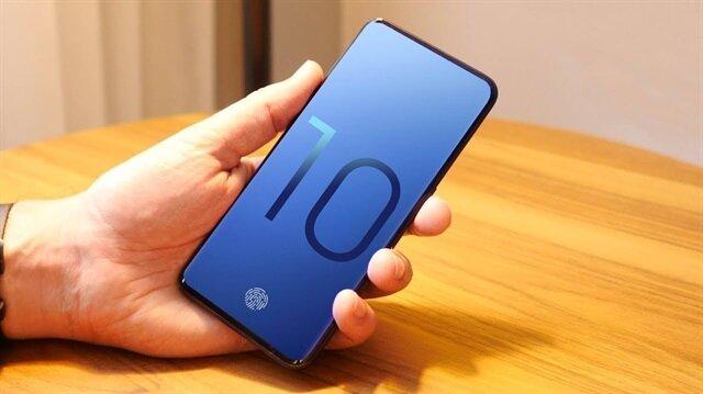 Samsung Galaxy S10'daki ekran altı parmak izi okuyucunun detayları netleşiyor