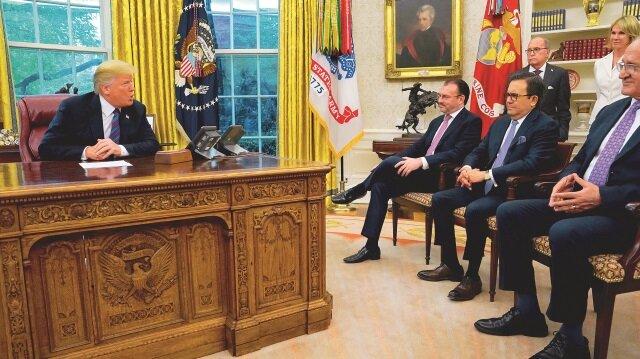 24 yıllık NAFTA'yı sildi
