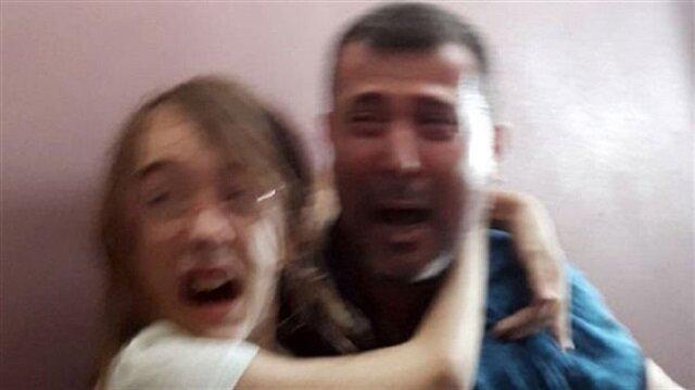 İcra memurlarının aldığı küçük kızın babası konuştu: Kızım bir eşya değil, onun duyguları var