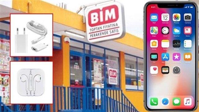 BİM'den açıklama geldi: Satılan Apple ürünleri sahte değil!