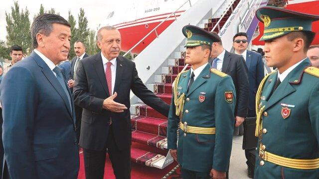 Kırgızistan'da gündem FETÖ