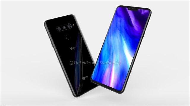 LG V40'ın teknik özellikleri ve tanıtım tarihi sızdırıldı