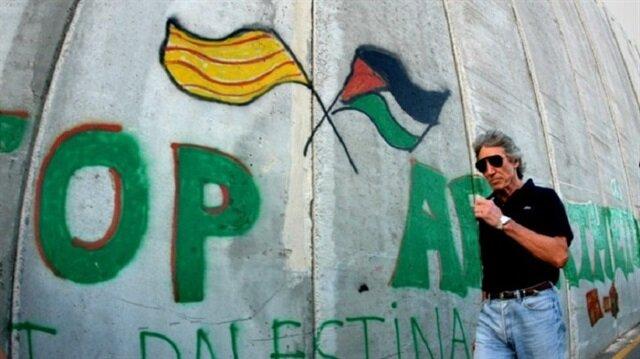 Pink Floyd'un solistinden İsrael'e boykot