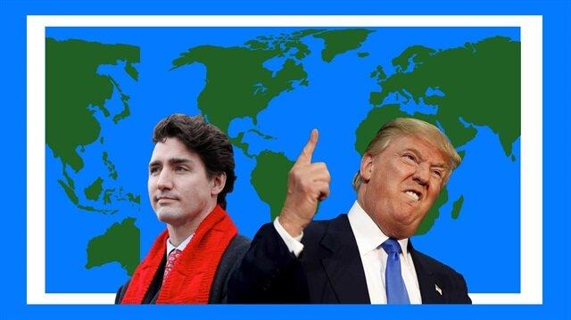ABD ve Kanada arasındaki gerilimin adı: NAFTA