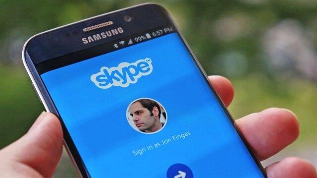 Skype'ın tasarımı değişiyor