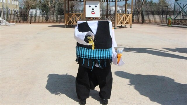 Şanlıurfa'nın 3 boyutlu soru canavarı: Robotum!