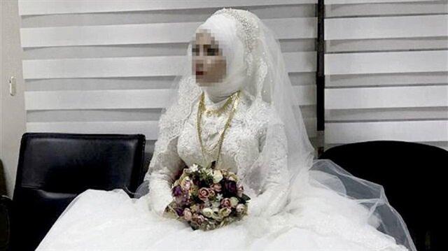 Evlendirilmek istenen 14 yaşındaki kız çocuğu son anda kurtarıldı
