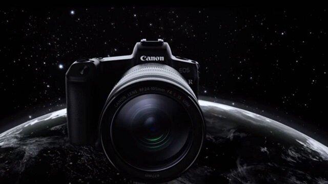 Rekabet büyüyor: Canon, EOS R full frame aynasız kamerasını resmen duyurdu!