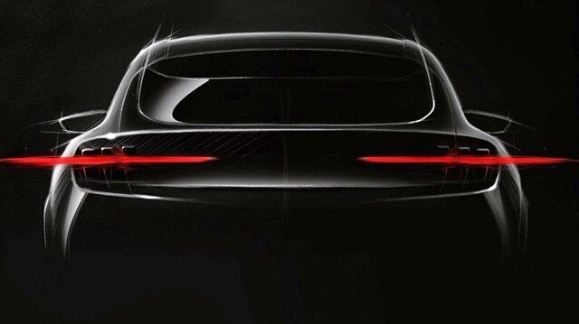 Ford, elektrikli SUV modelinin fotoğrafını paylaştı