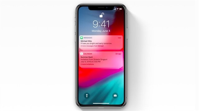 iOS 12'de Gruplandırılmış Bildirimler nasıl yönetilir?