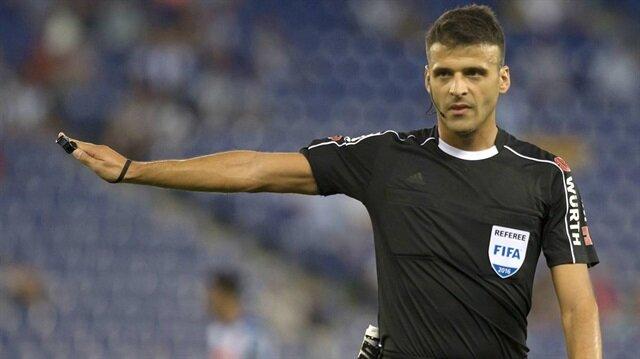 İsveç-Türkiye maçını İspanyol hakem Manzano yönetecek