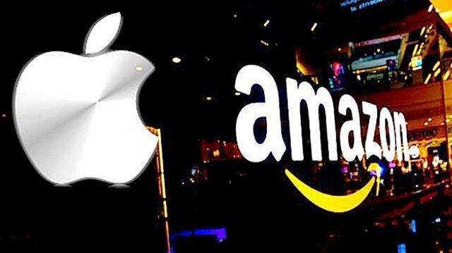 Apple ve Amazon'un en kötü 96 saati!