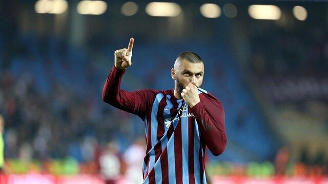 Trabzonspor'dan 'Burak Yılmaz' açıklaması