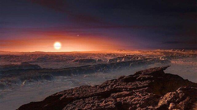Dünya'ya en yakın konumdaki öte gezegen 'yaşanabilir' görünüyor!