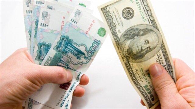 ABD'deki kasırga Rus parasını güçlendirdi