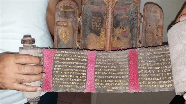 Adana'da paha biçilemez Yahudi sandukası bulundu: Üzerinde yakut ve zümrüt var