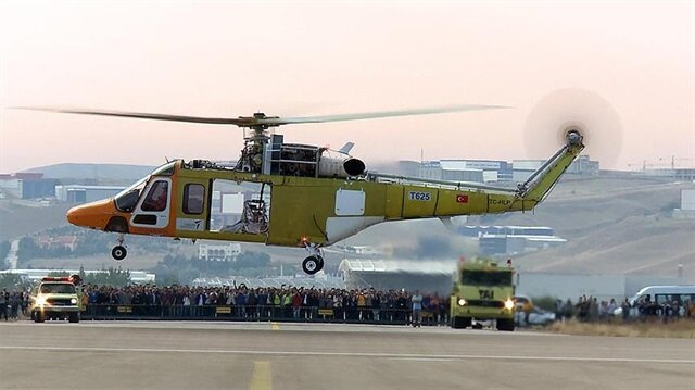 Türkiye, kendi imkanlarıyla helikopter uçurabilen 7. ülke olmayı başardı!