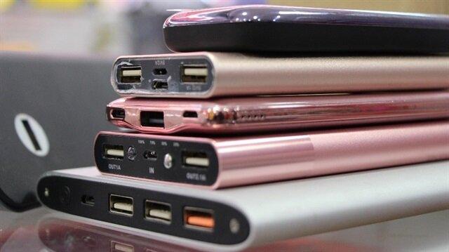 Şarj önemli: Powerbank sayısı akıllı telefonu geçti!
