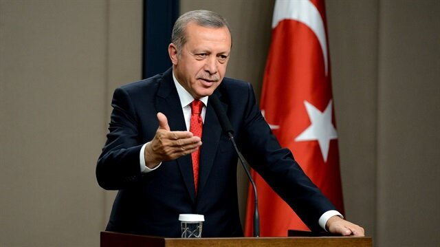 Erdoğan: Tarihi nitelikte değişimlere hazırlanıyoruz