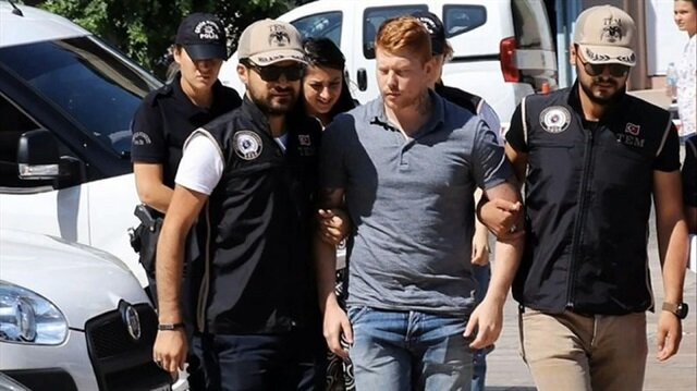 PKK'nın İngiliz teröristi yalvarmaya başladı