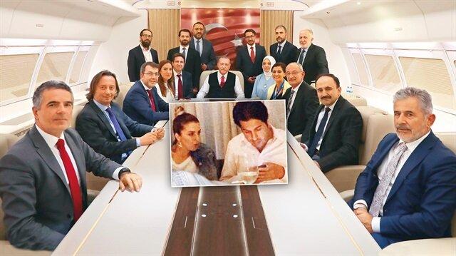 Erdoğan: Zarrab'ın başka kelepçeleri var