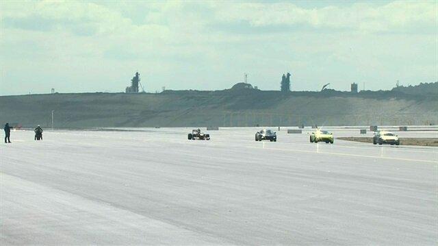 Kenan SofuoğluF-16 uçağına karşı yarıştı