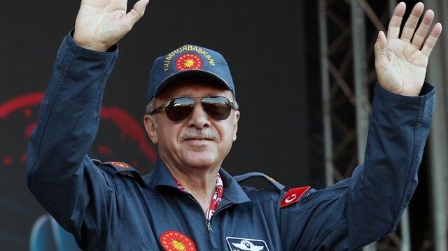 Cumhurbaşkanı Erdoğan: Hayal etmeyi bırakınca kaybettik