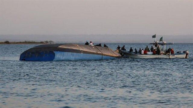Batan gemiden iki gün sonra kurtuldu