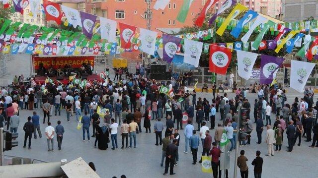 HDP'ye Van'da şok