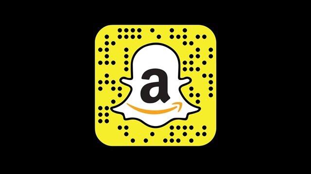 Amazon ve Snapchat el sıkıştı: Snapchat üzerinden alışveriş dönemi başlıyor!