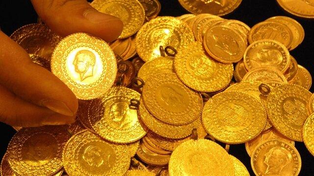 Altının gramı 235 lira seviyelerinde