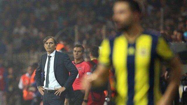 Fenerbahçe'nin düşüşünü özetleyen pozisyon