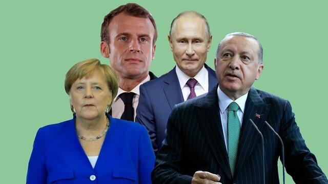 Diplomaside yeni tartışma: 'Small Group' formülü