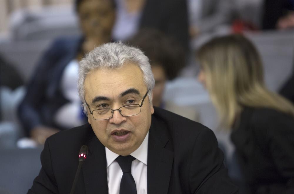 Uluslararası Enerji Ajansı (IEA) Başkanı Dr. Fatih Birol
